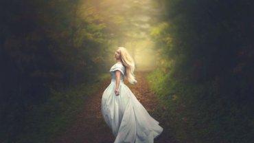 ''W stronę tajemniczego lasu''