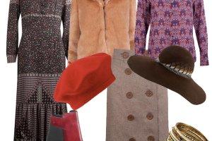 Jesień w stylu lat 70: 6 modnych stylizacji