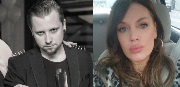 Człowiek Warga, czyli Maciek Dąbrowski  oraz Paulina Jaskólska