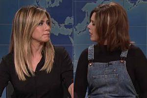 Jennifer Aniston, Vanessa Bayer