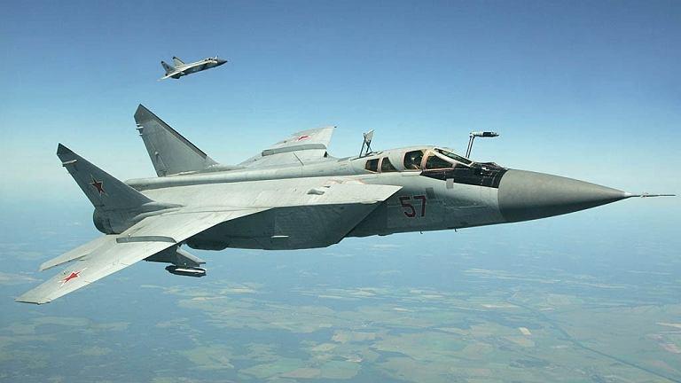 Rosyjski MiG-31
