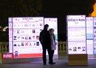 Cyfrowy rega� z kultur� stan�� na Krakowskim Przedmie�ciu. Legalna i za darmo