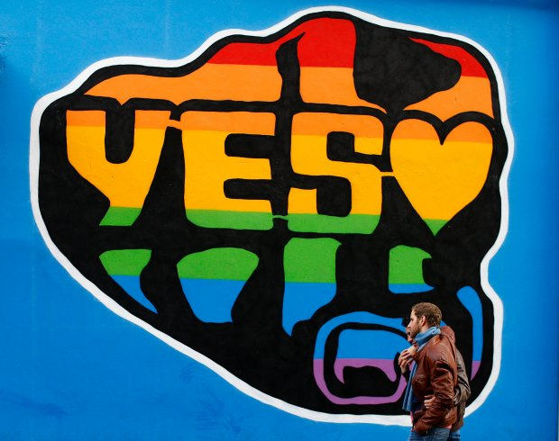 """Irlandczycy powiedzieli """"tak"""" jednop�ciowym ma��e�stwom"""