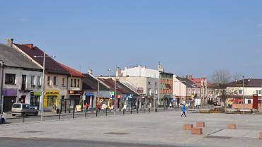 Starachowice. Rynek