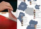 Wybory do europarlamentu: Najciekawsze pojedynki eurowyborcze [INFOGRAFIKA]