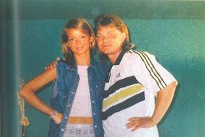 Anna Przybylska, Zenek Martyniuk