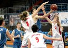 Lublin Basket Cup 2015. Mecz Lublin I - Omsk 65:38