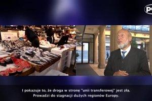 Hans-Werner Sinn: Ratunkiem dla Grecji jest wyjście z eurolandu i dewaluacja