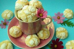 Pop�kane ciasteczka cytrynowe