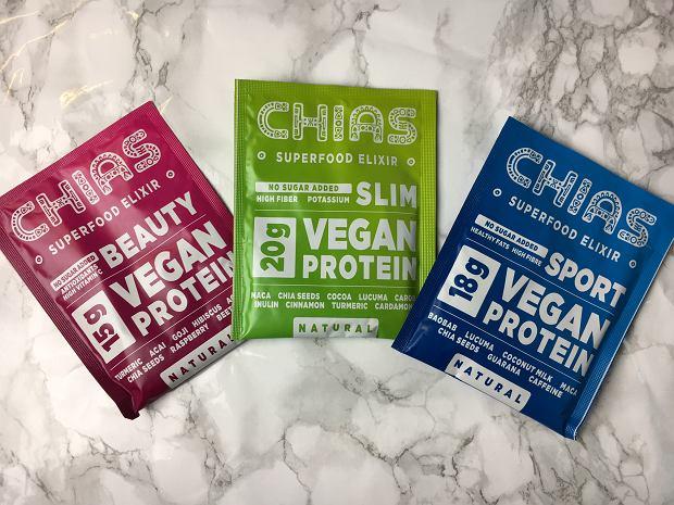 Białko roślinne Chias