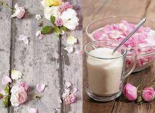 Płatki róży w cukrze - ugotuj