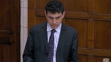 Alex Sobel z Partii Pracy, organizatorem debaty nt. ustawy o IPN w brytyjskim parlamencie