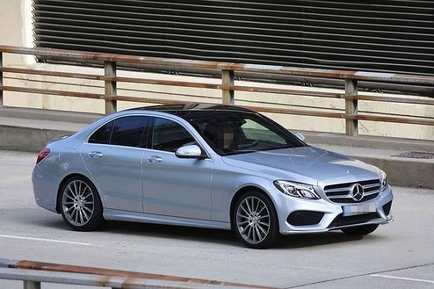 Mercedes C klasa | Nowe zdj�cia