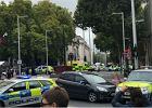 Londyn: Samochód wjechał w grupę pieszych. 11 rannych