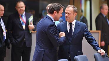 Donald Tusk został ponownie wybrany przewodniczącym RE