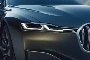 BMW serii 9 | O krok od Rolls-Royce'a