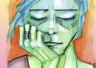 Depresja w erze kultu sukcesu. Skrywamy smutek za u�miechem?