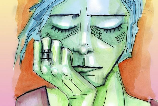 Bezradność, bezsilność czy smutek to emocje, które często próbujemy ukryć.