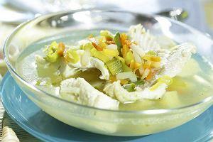 Przepisy Zupa Ryby I Owoce Morza Ugotuj To