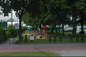 Szczecinek. Policjant powiesił się na placu zabaw. Zwłoki zauważył jeden z mieszkańców