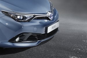 Toyota Auris po faceliftingu