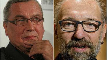 Janusz Kijowski - reżyser, stryj Mateusza Kijowskiego - oraz działacz KOD Mateusz Kijowski