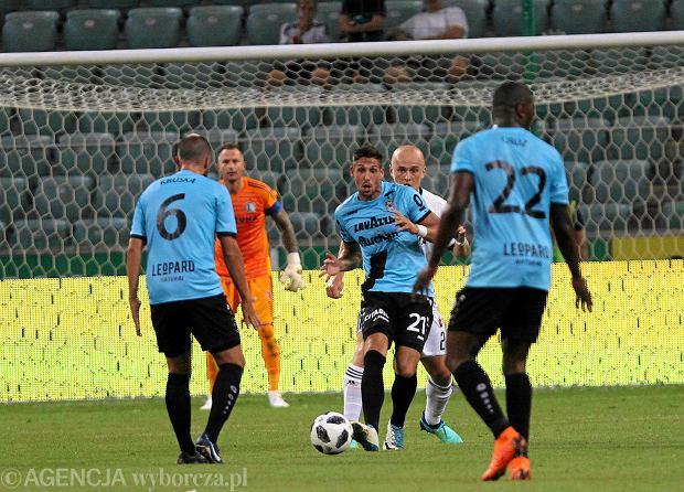 Zdjęcie numer 2 w galerii - Legia Warszawa - Dudelange 1:2. Carlitos strzelił, drużyna się skompromitowała