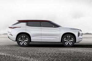 Salon Paryż 2016 | Mitsubishi GT-PHEV | Zapowiedź nowego SUV-a
