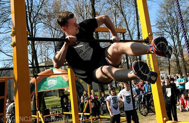 Zdjęcie numer 1 w galerii - Top 5 na weekend: Rolki, ultimate, street workout, mistrzostwa Warszawy w pływaniu i zawody deskorolkowe