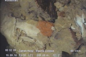 Zaskakujące odkrycie na zamku Książ. Średniowieczna studnia [ZDJĘCIA]