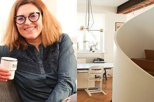 Omenaa Mensah w programie 'Domy gwiazd' odwiedziła z kamerą mieszkanie Beaty Sadowskiej. Dom dziennikarki jest przepiękny! Chcecie się przekonać zapraszamy do naszej galerii. Więcej domów gwiazd zobaczycie w stacji Domo+ w programie 'Domy gwiazd'.