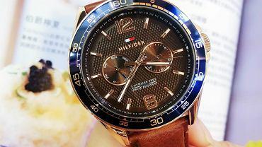 Stylowe zegarki Tommy Hilfiger: elegancja ze sportową nutą na jesień