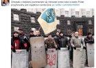 """Twitter kpi ze zdj�� Jacka Kurskiego na Majdanie. """"�enuj�cy lans"""""""