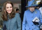 Księżna Kate / Królowa Elżbieta