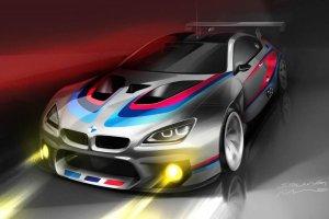 BMW M6 GT3 | Wy�cigowa wizja stanie si� rzeczywisto�ci�