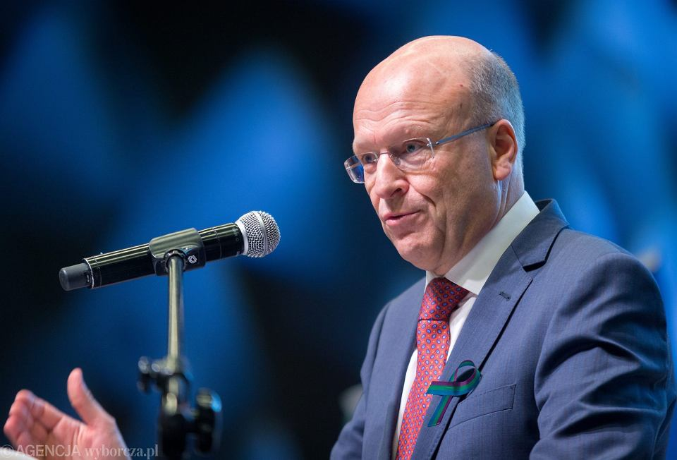 Sędzia Trybunału Sprawiedliwości Unii Europejskiej Koen Lenaerts