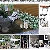 Ogr�d w stylu skandynawskim- ogr�dek na froncie