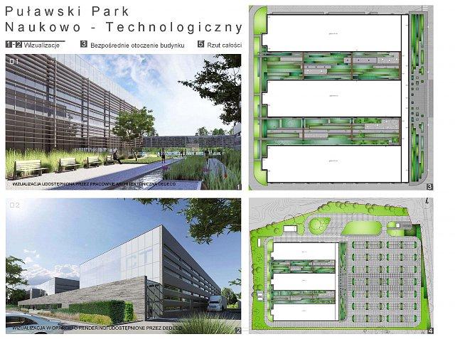 Puławski Park Naukowo Technologiczny