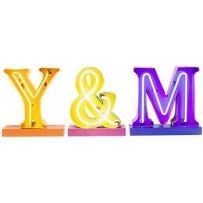 Lampa dekoracyjna Y and M Neon