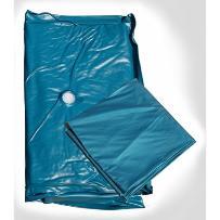 Materac do łóżka wodnego, Mono, 200x200x20cm, średnie tłumienie