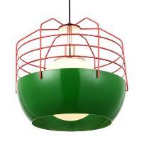 Lampa ATLANTEX 350 Zielono-Czerwona