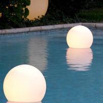ACQUAGLOBO- Lampa pływająca 50cm