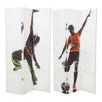 Parawan Sports Time Kare Design 79186