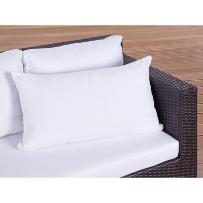 Poduszka ogrodowa - dekoracyjna - poduszka 40x70 cm beżowa
