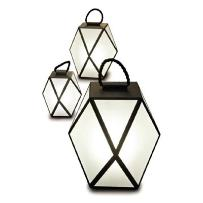 MUSE - Lampa zewnętrzna ładowna LED S Czarny