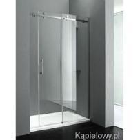 DRAGON drzwi prysznicowe do wnęki 130 cm GD4613 - produkt z kategorii- Drzwi prysznicowe