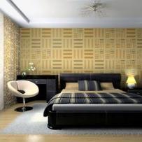 Fototapeta na flizelinie na ścianę HD - Dębowa podłoga 400 szer. 309 wys.