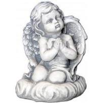 Figura ogrodowa betonowa aniołek 12cm 67_s201068