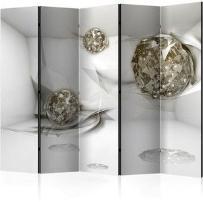 Artgeist Parawan Abstrakcyjne diamenty II 5cz 225x172