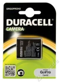 Duracell GoPro Hero 3 / 3+ AHDBT-301